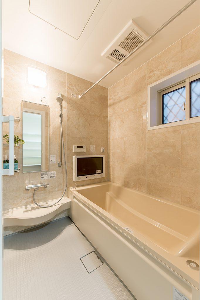 千葉県市川市市川南4丁目 新築一戸建て 浴室