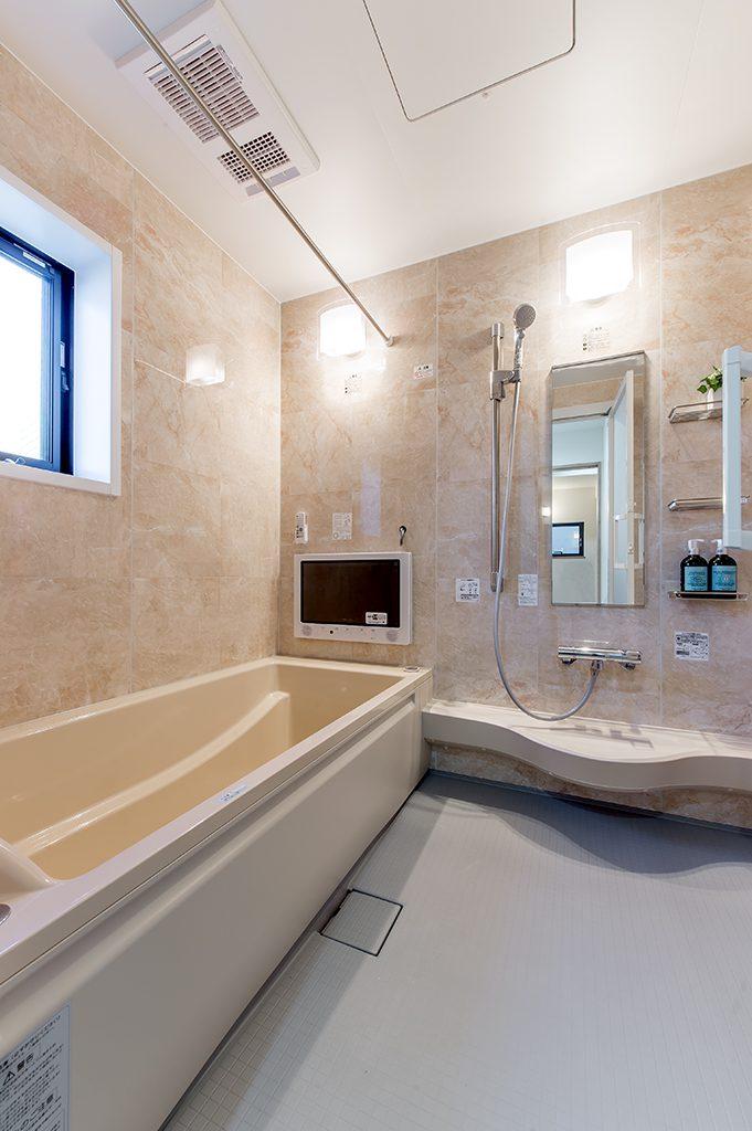 千葉県柏市あけぼの 新築一戸建て 風呂