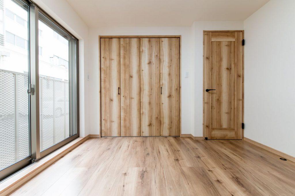 千葉県市川市南八幡 新築一戸建て 1階洋室