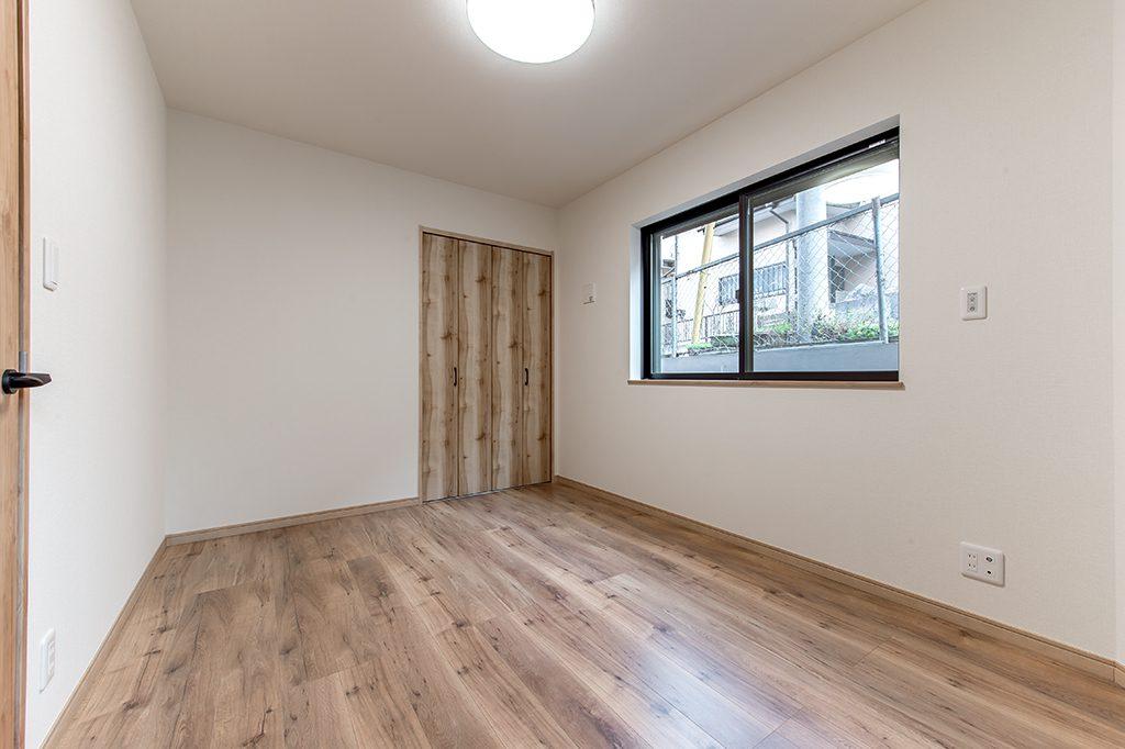 千葉県柏市あけぼの 新築一戸建て 1階洋室
