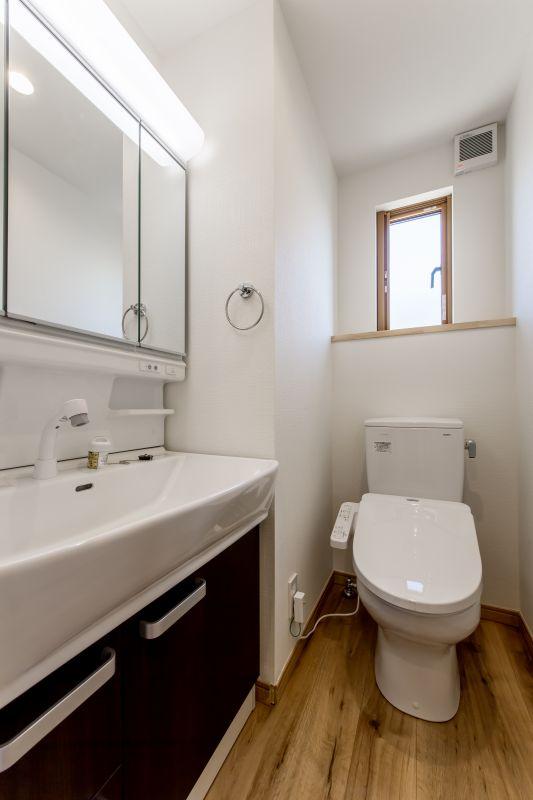 千葉県市川市 新田三丁目住宅C棟 一戸建て 施工実績 08-4洗面台