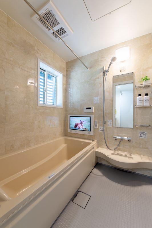 千葉県船橋市 山手三丁目住宅 一戸建て 市川市 施工実績 10 浴室