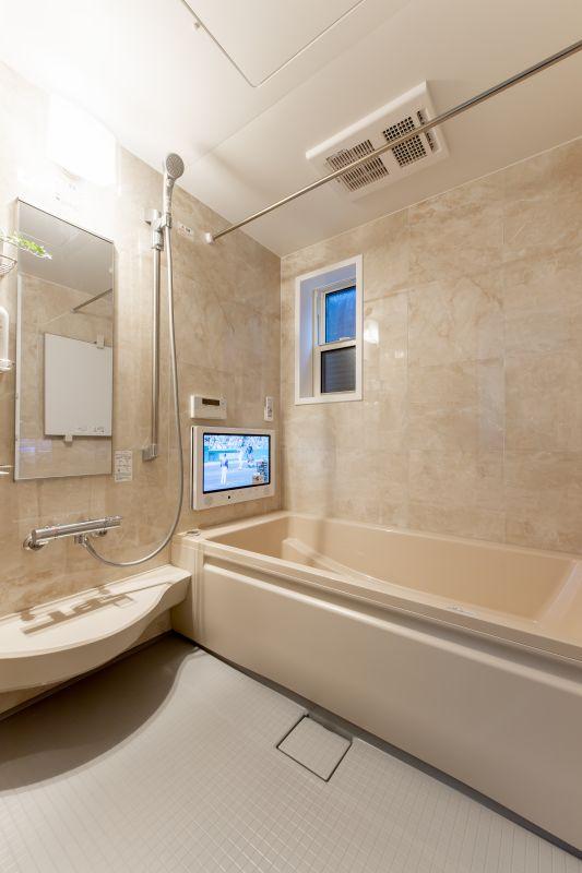 千葉県市川市 新田三丁目住宅C棟 一戸建て 施工実績 011 浴室