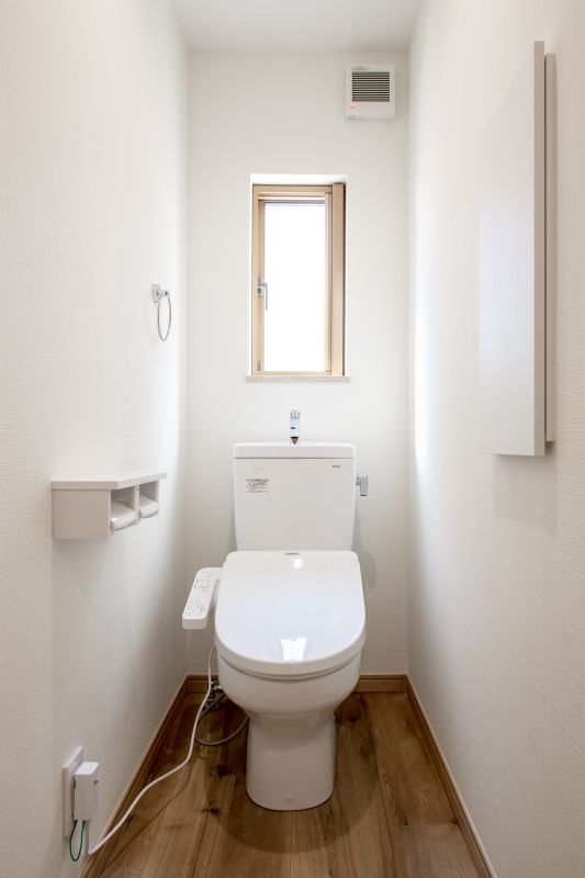 千葉県市川市 新田三丁目住宅A棟 施工実績 一戸建て012 トイレ