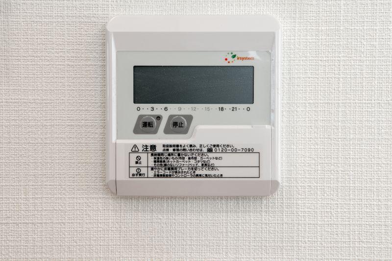 千葉県市川市 新田三丁目住宅A棟 施工実績 一戸建て013 床暖房